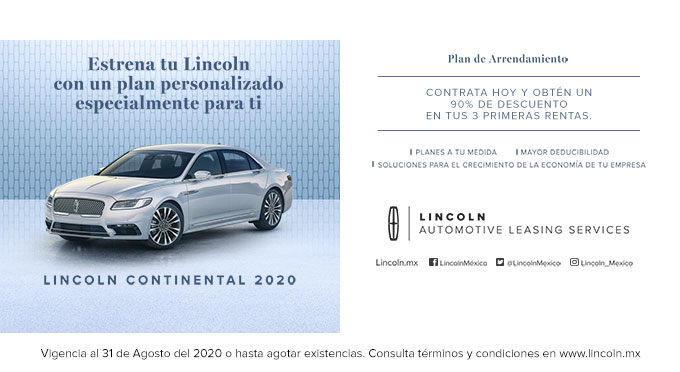CONTINENTAL 2020